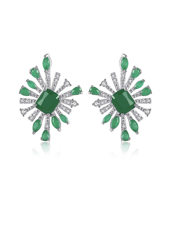 Gorgeous Cubic Zirconia Earrings For Girls